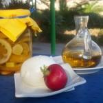 mozzarella-olio